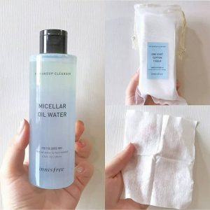 Review về Innisfree My Makeup Cleanser Micellar Oil Water từ khách hàng