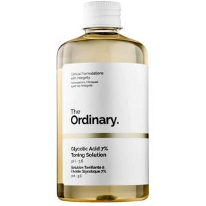 Nước hoa hồng The Ordinary Glycolic Acid 7% Toning Solution 1