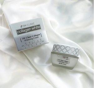 Kem dưỡng 3W Clinic Collagen White có tốt không?