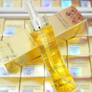 Công dụng Collagen & Luxury Gold
