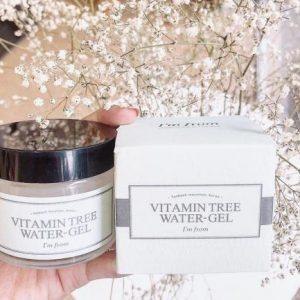 Kem dưỡng ẩm Vitamin Tree Water Gel có hàng giả không?Phân biệt thế nào?