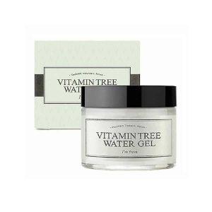 REVIEW Kem dưỡng ẩm Vitamin Tree Water Gel 1