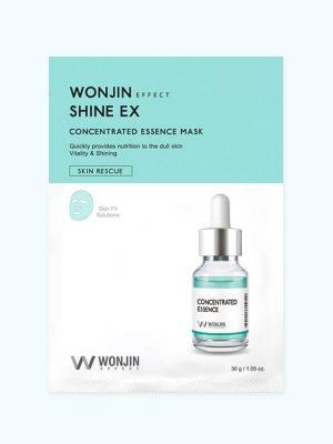 Mặt nạ Wonjin Effect Shine Ex Mask làm căng da 1