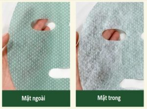 Thành phần mặt nạ Aroh This Mask Pack Makes Your Skin Feel Soothes And Moisturizes