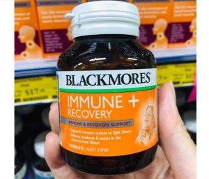 Viên uống hỗ trợ miễn dịch Blackmores Immune + Recovery có tốt không?