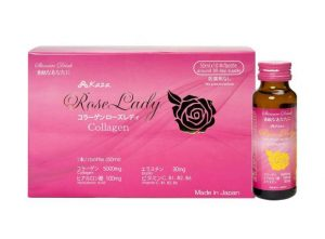 Nước uống Collagen Kaza Rose Lady 5000mg 1
