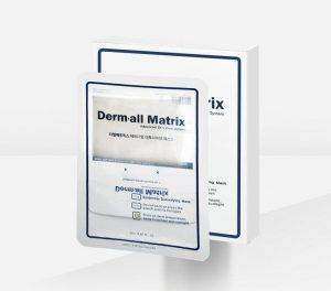 Mặt nạ thải độc Derm All Matrix Epidermal Detoxifying Mask 1