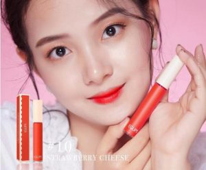 REVIEW FULL bảng màu son Eglips Velvet Fit Tint 14