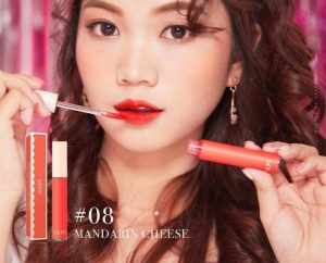REVIEW FULL bảng màu son Eglips Velvet Fit Tint 13