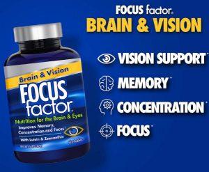 REVIEW - Thuốc bổ não Focus Factor: Công dụng, Giá bán, Cách Dùng 2