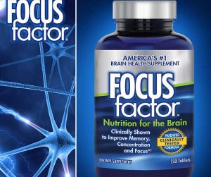 Focus Factor Nutrition For The Brain