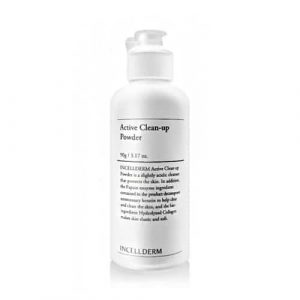 Bột rửa mặt Incellderm Active Clean Up Powder 90g 1