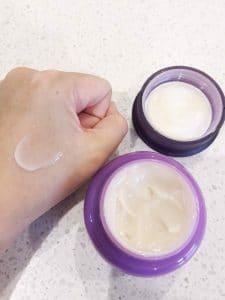 REVIEW Innisfree Jeju Orchid Intense Cream hoa lan tím