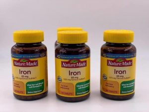 Review Nature Made Iron