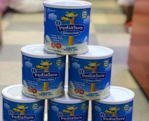 Thành phần sữa bột Pediasure