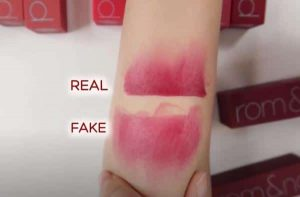 REVIEW Full Bảng Màu Son Romand Zero Velvet Tint 15