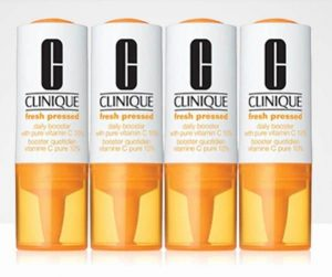 Thành phần của Clinique Fresh Pressed Daily Booster with Pure Vitamin C