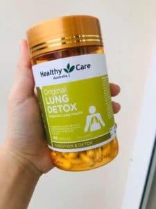 Healthy Care Original Lung Detox REVIEW