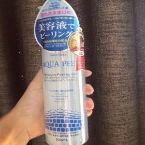 Tẩy tế bào chết Aqua Peel Natureine có tốt không?