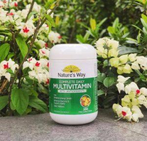 Vitamin tổng hợp Nature's Way có tốt không?