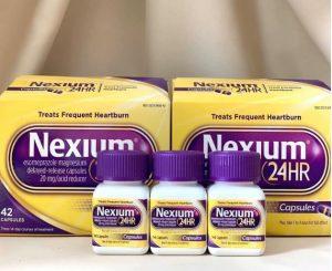 Đối tượng sử dụng viên uống Nexium 24HR trị đau dạ dày
