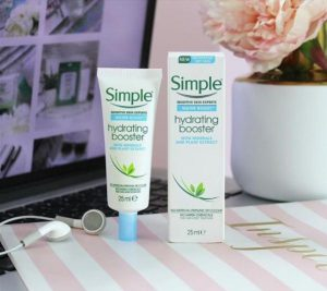 Simple Hydrating Booster Serum