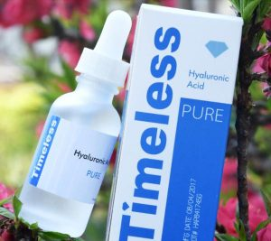Timeless Hyaluronic Acid Serum 100% Pure