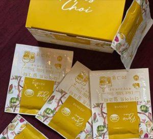 Trà Sữa Giảm Cân Genie Paris Choi Diet Milk Tea 2