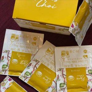 Trà Sữa Giảm Cân Genie Paris Choi Diet Milk Tea 4