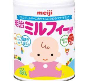 Sữa Meiji HP Cho Bé Dị Ứng Đạm Bò 850gr 1