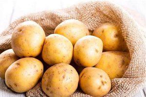 Giảm mụn với mặt nạ khoai tây sống