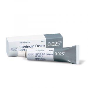 Kem Tretinoin 0.025% Cream Điều Trị Mụn, Lão Hoá Da 1