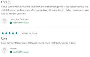 Professional vitamin C Obagi review