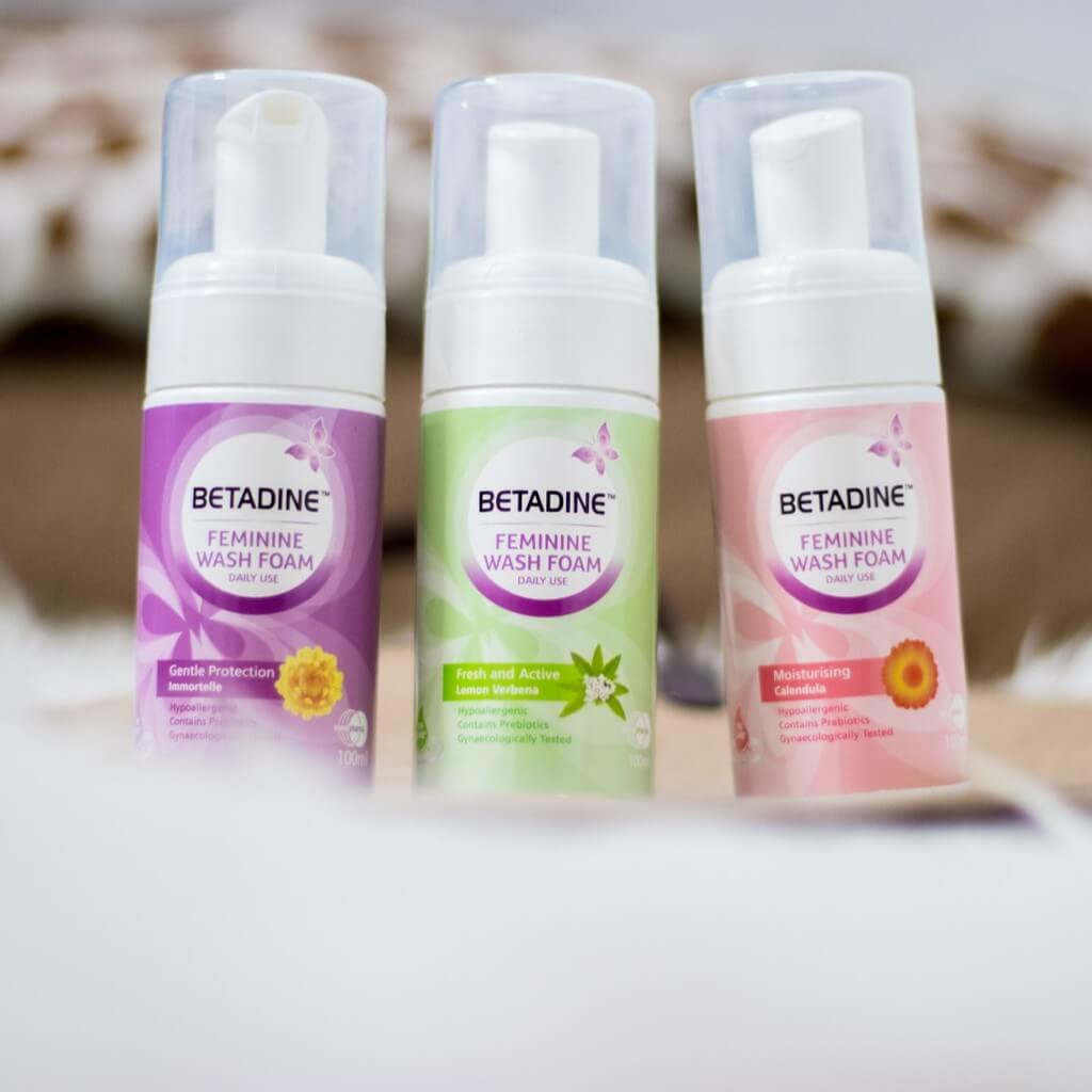 REVIEW Dung Dịch Vệ Sinh Phụ Nữ Betadine 1