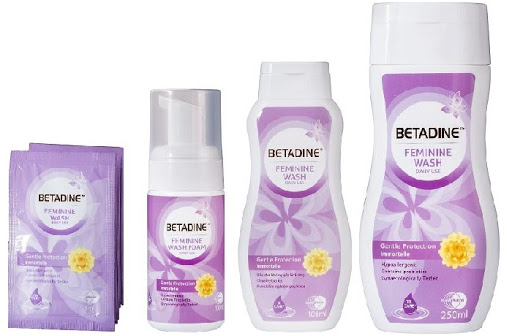 REVIEW Betadine dung dịch vệ sinh phụ nữ
