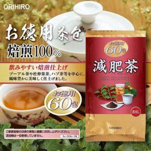 Trà giảm mỡ bụng Genpi Orihiro có tốt không?