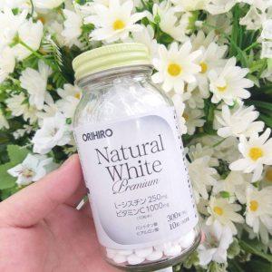 Viên uống trắng da Orihiro có tốt không?