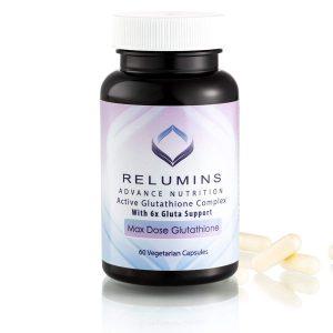 Viên Trắng Da Relumins Advance Nutrition 6X 60 viên