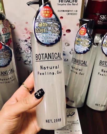 Gel tẩy tế bào chết Botanical Natural Peeling Gel Nhật Bản 10
