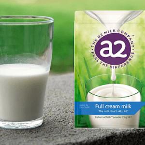 REVIEW Các Loại Sữa A2 Úc Nguyên Kem 8