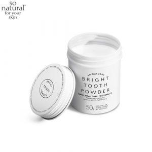 Bột Làm Trắng Răng Bright Tooth Powder 50gr