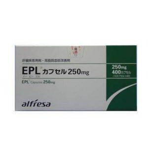 viên uống EPL điều trị bệnh gan nhiễm mỡ, viêm gan