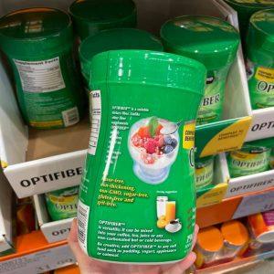 Công dụng của bột bổ sung chất xơ Optifiber của Mỹ