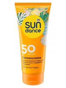 REVIEW kem chống nắng Sun Dance