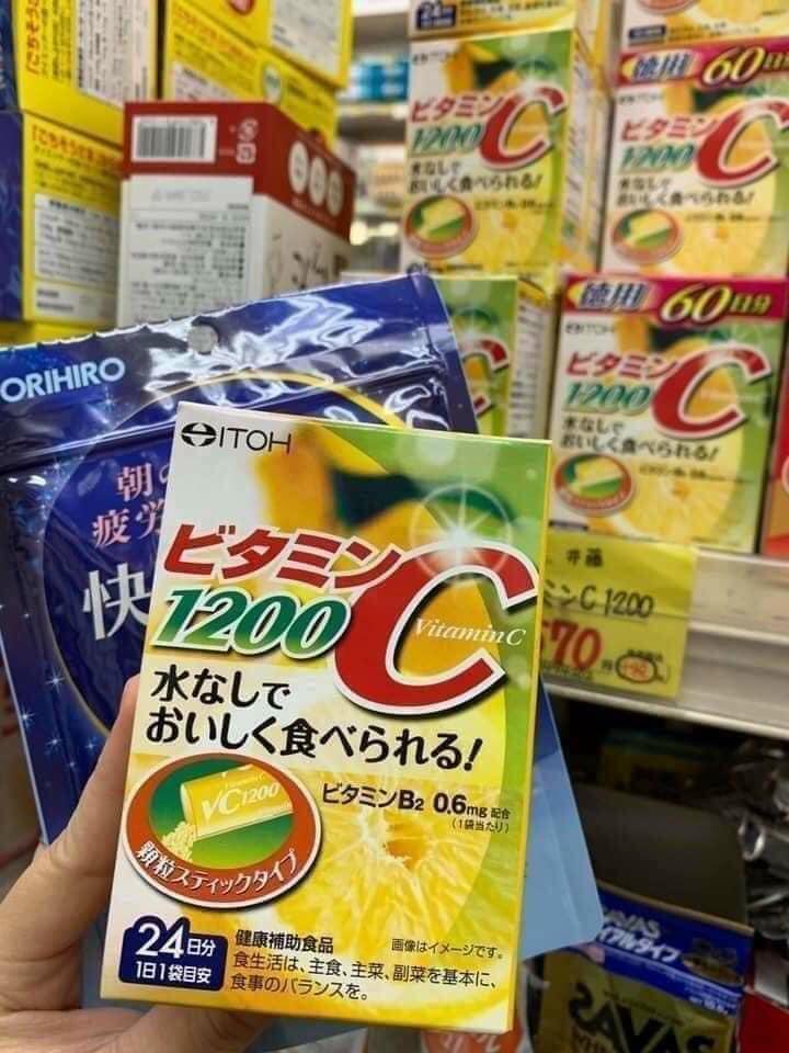 Vitamin C ITOH 1200mg 2g