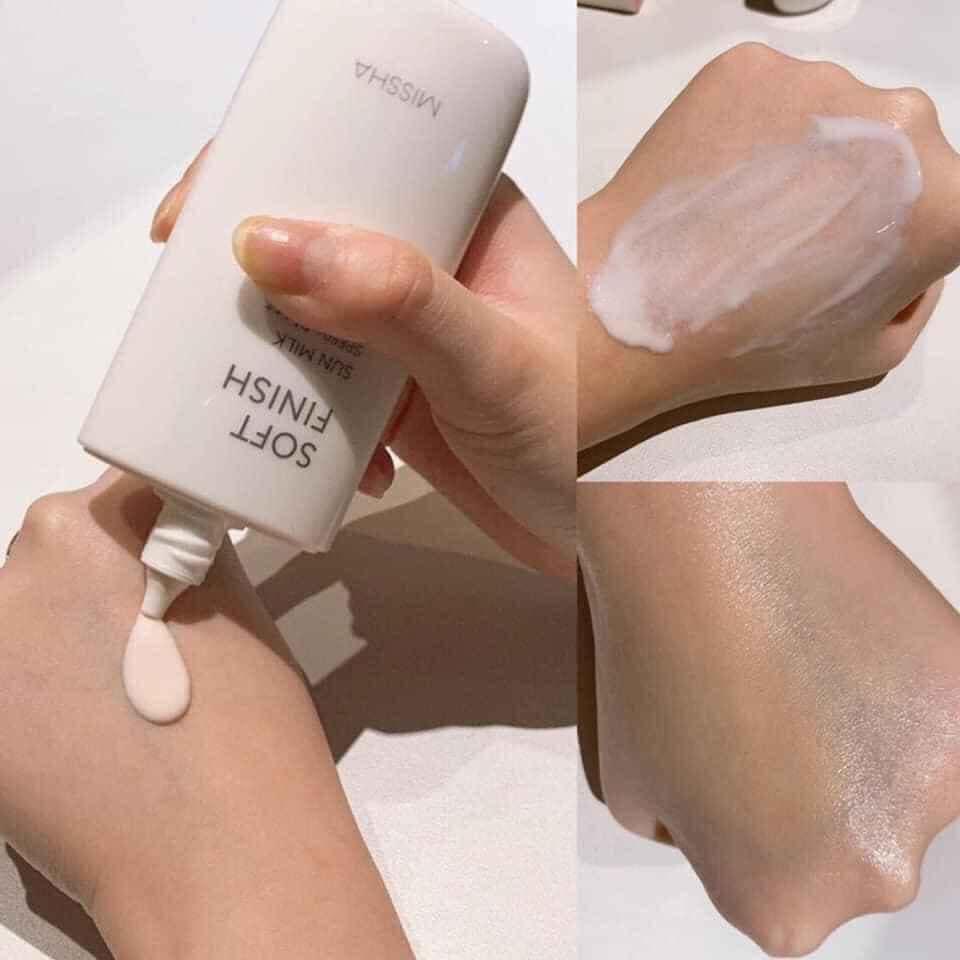 Công dụng của kem chống nắng Missha cho da dầu